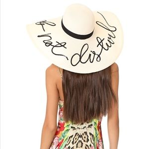 Eugenia kim floppy Sun hat
